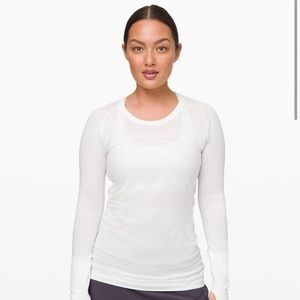 ✨SOLD✨NWT | Lululemon Swiftly Tech Long Sleeve